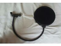 Pop Filter For Microphone.