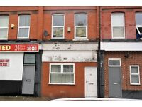 101 Anfield Rd Fl1, Single bedroom flat with DG and elec heating. LHA welcome. No application fees.