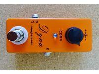 Guitar Compressor....Mosky Dyna Compressor pedal