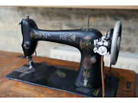 Singer no.66 treadle sewing machine