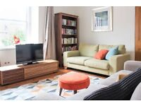 SHORT TERM LET(ref 890) Bright and Homely 2 bedroom Masionette to rent on Alva Place