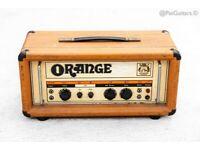 1973 Orange OR-120 Vintage 70s 120 Watt Amp
