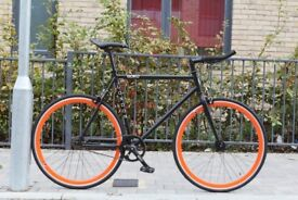 Special Offer GOKU ALLOY / STEEL Frame Single speed road bike TRACK bike fixed gear bike 040