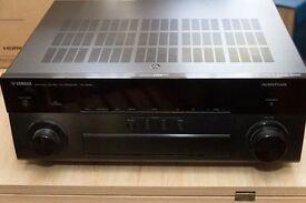Yamaha Aventage RX-A830 AV Network Amplifier - 7.2 Channel Surround Sound