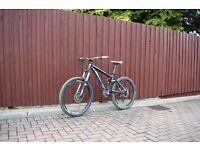 Custom Built Trek Fuel mountain bike full suspension enduro xc downhill