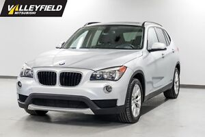 2013 BMW X1 xDrive28i - Luxury - GPS toit pano