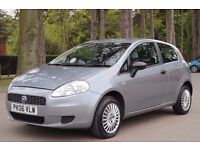 Fiat Grande Punto 1.2 Active 3dr 2 KEEPERS, GENUINE LOW MILEAGE