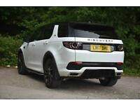 Land Rover Discovery Sport TD4 HSE DYNAMIC LUX (white) 2017-03-10