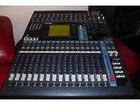 Yamaha 01V96 v2 Digital Mixer in immaculate condition.+ manual+box + Waves Y56K