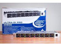 Behringer DI800 8 channel rackable DI unit