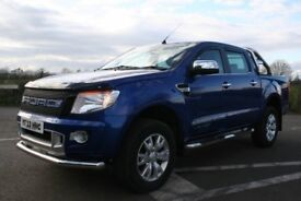 2013 Ford Ranger 2.2 Limited Auto