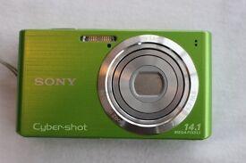 Sony Compact Camera Cyber-shot DSC-W610 14.1MP