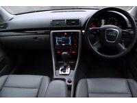 *Beautiful* Newer Model 2005 Audi A4 3.0TDi Quattro SE Auto-Tip, Full Cream Leather, SATNAV