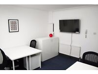 Get a hand in strand; customise your own private office space next to Somerset House!