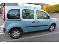 Renault Kangoo Expression (Roomy 5-seat Mini-MPV) 1.5 Diesel. 48-50mpg. Excellent condition.