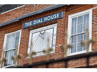 The Dial House - Head Chef Required!