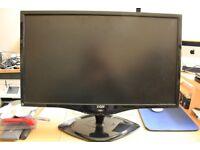 23 inch wide screen LCD monitor