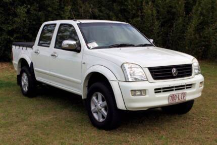 2006 Holden Rodeo Ute Sunnybank Brisbane South West Preview