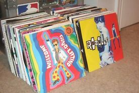 "200 x 7"" Old Skool Dance Music Vinyl Collection late 80's - ealy 90's"