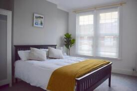 Double room newly refurbished in Portsmouth North End.