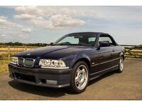 1997 E36 BMW 318i Convertible