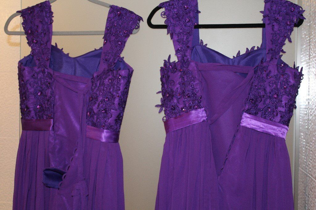 PROM/BRIDESMAID DRESSES (please note - price is per dress) | in ...