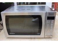 Panasonic inverter Microwave oven 900w