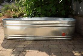 8ft Steel Pool/Tank/Bath/Stock Tank/Ice Bath