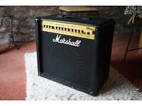 Marshall MG50DFX + foot pedal