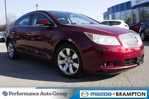 2011 Buick LaCrosse CXL/LEATHER/ROOF/HEATED SEATS/BLUETOOTH