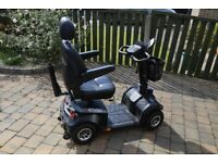Drive Envoy 8MPH Mobility Scooter 500W/50AH Batteries less than 2 years old