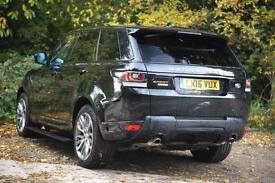 Land Rover Range Rover Sport AUTOBIOGRAPHY DYNAMIC (black) 2015-03-28
