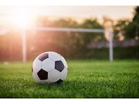 Indoor football (5/6 a side) - Thursdays