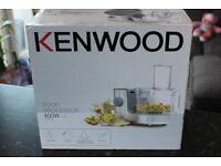 Kenwood Food Processor Unopened