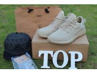 All SIZE Brand New Yeezy 350 Adidas Oxford Tan Ttainers Boost Original with Box