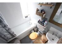 REFURBISHED FLAT to LET. AVAILABLE NOW. Close to Train, Shops, Amenities. D/G, 3 pc Bath,