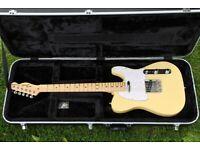 Fender Telecaster - Maple Fingerboard - Vintage Blonde - MINT