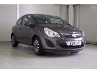 2011 Vauxhall Corsa 1.3 CDTi ecoFLEX 16v S 3dr £30 Tax, New MOT