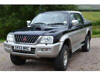 L200 Double Cab Mitsubishi 4 Life 4 x 4 LOWER PRICE
