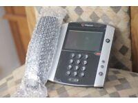 Polycom VVX 600 premium VoIP SIP phone [new]