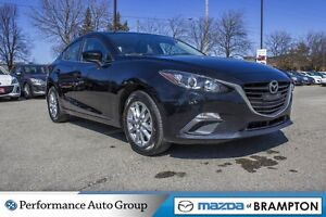 2014 Mazda MAZDA3 GS-SKY|REAR CAM|BLUETOOTH|ALLOYS|HEATED SEATS