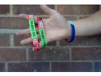 2x Genuine, V Festival red camping tickets Chelmsford