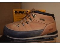 Used Workwear at Low Prices!! Site Dewalt- Hyena- Safety Boots and Trainers & Clothing Available