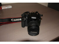 Canon 550D + Accessories