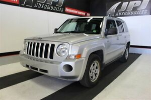 2010 Jeep Patriot 4X4-SPORT/NORTH EDITION