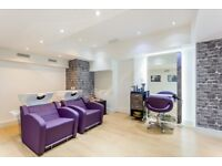 SHOP SPACE AVAILABLE IN PRIME LOCATION NOTTING HILL GATE.(HAIR AND BEAUTY)