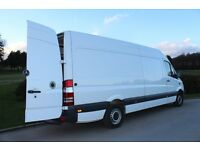 Man and Van Service- Van and Driver Hire House Move Removals Sofa Wardrobe Table Furniture Transport