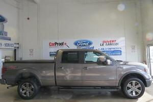 2014 Ford F-150 3.5 ECOBOOST FX4 CUIR GPS
