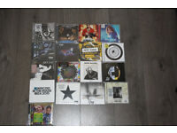 Brand new CDs for sale (Coldplay, Prince, A$AP Rocky, etc.)