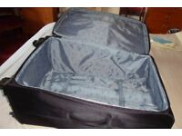 Large SUITCASE as new condition.